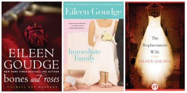 Eileen Goudge, NYT Bestselling Author