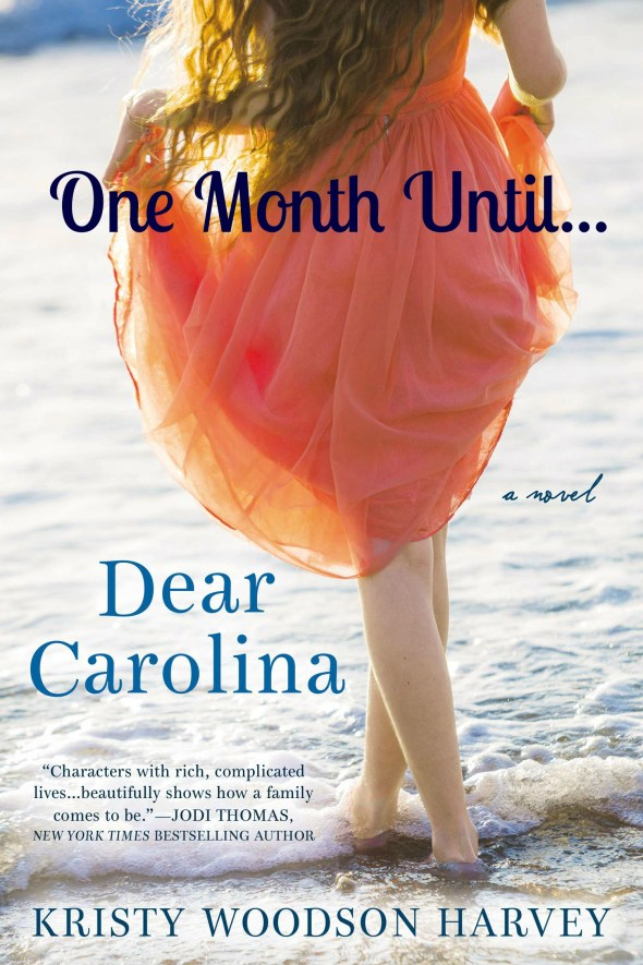One Month Dear Carolina