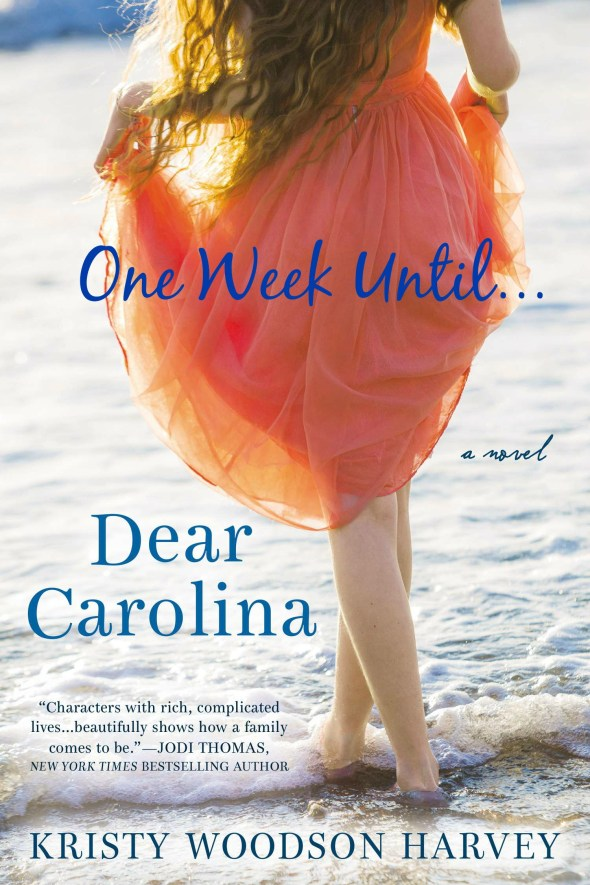 One week Dear Carolina