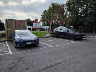 Gretna Green SuperCharger