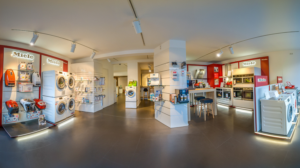 Beratung Service Paderborn Fachhandel Miele Waschmaschine