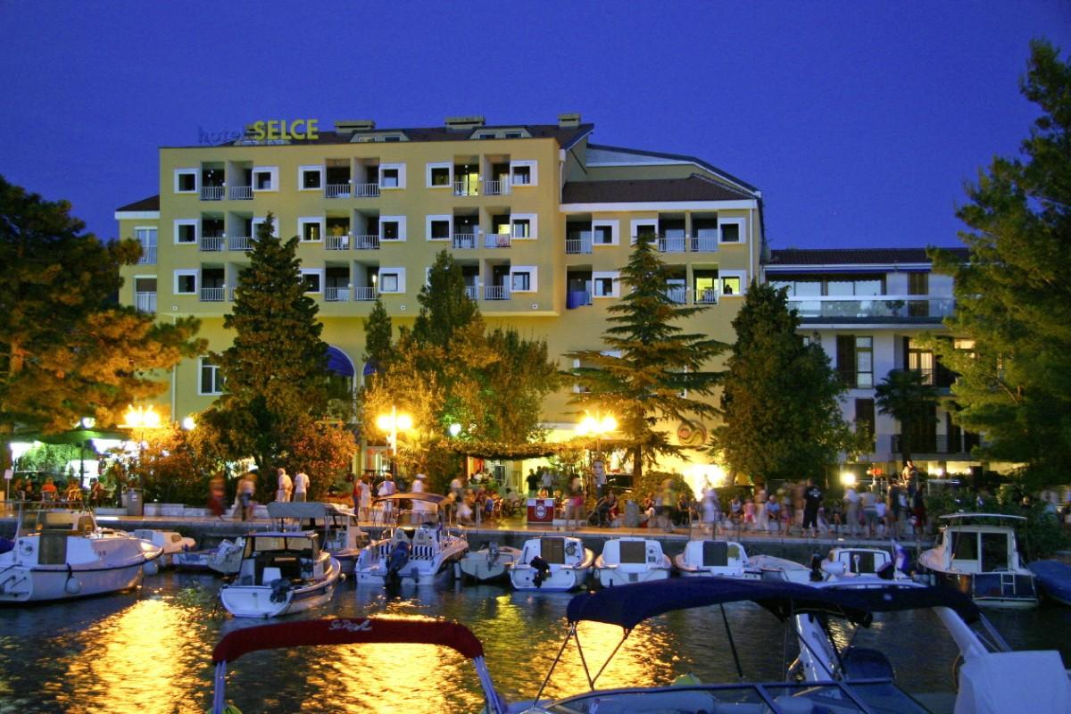 Hotel Selce in Selce Kvarner Kroatien  ID Riva Tours