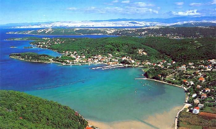 Kampor  Insel Rab  Kroatien Reisen  Kroatien