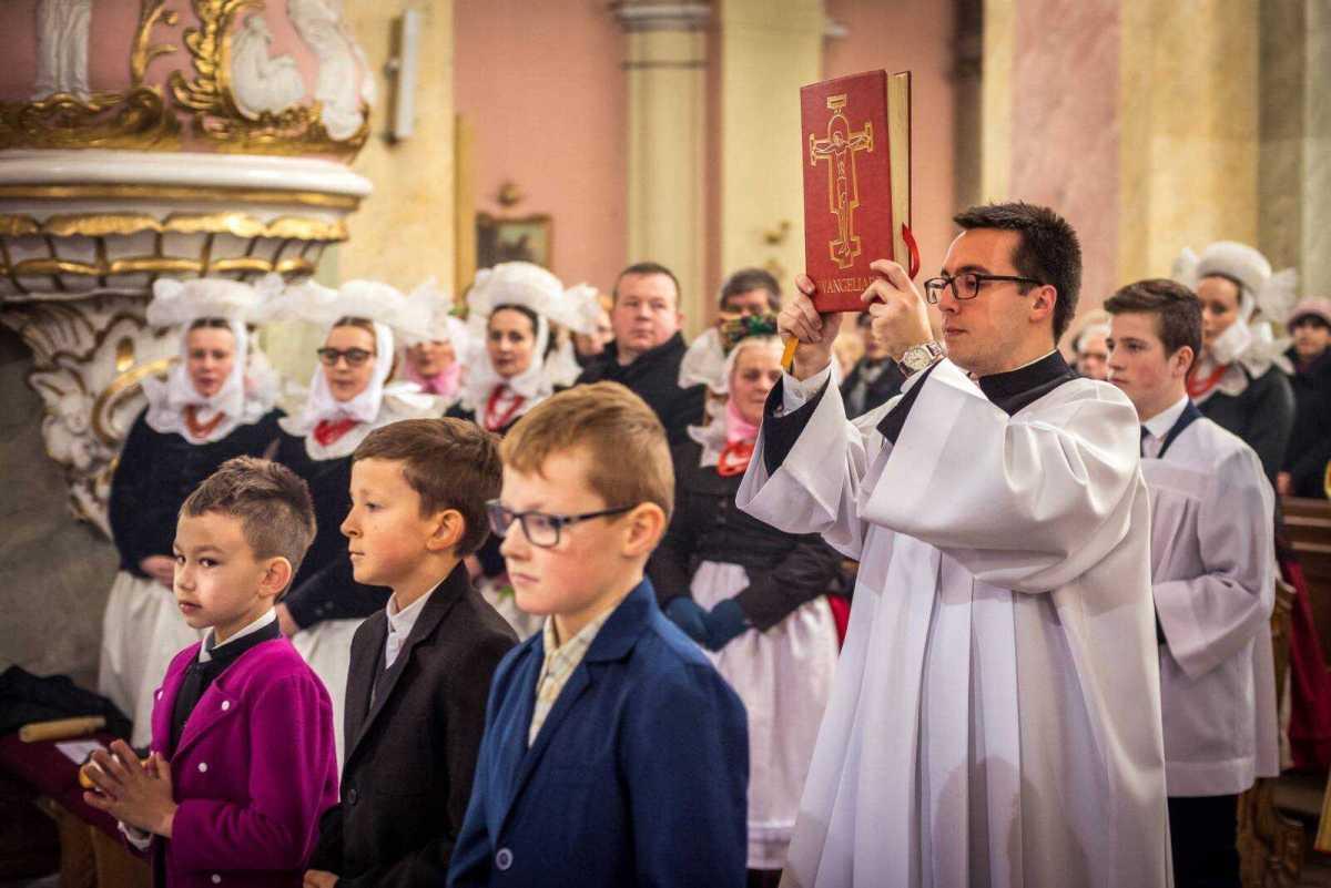 Odpust ku czci św. Mikołaja w Krobi