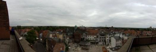 Panoramablick Altstadt