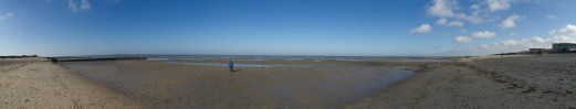 Panorama Nordsee 1