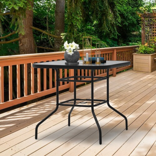 kumo 32 x 32 outdoor dining table