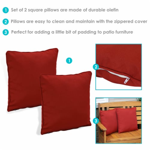 outdoor patio throw pillows