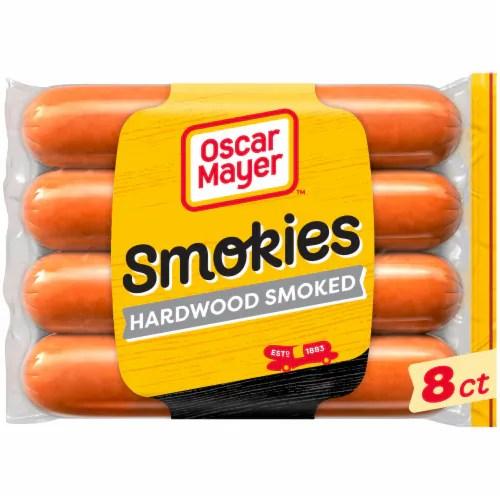 ralphs oscar mayer smokies uncured hardwood smoked sausage 8 ct 14 oz