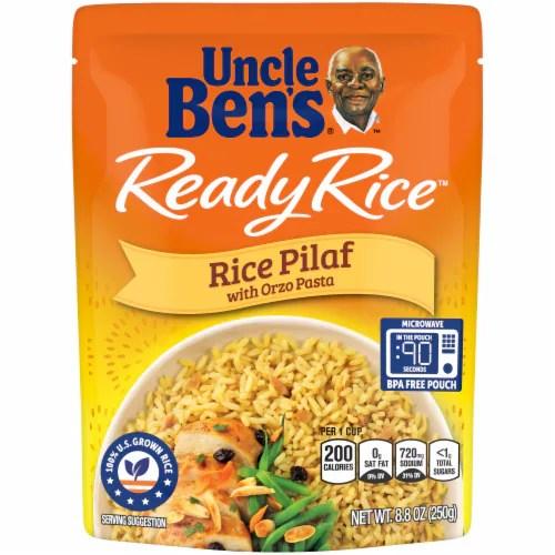 ralphs uncle ben s ready rice rice pilaf 8 8 oz