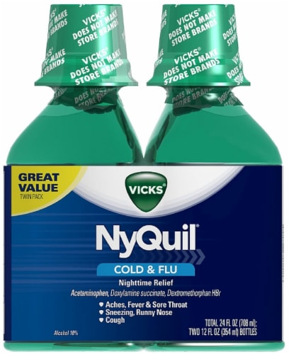 fred meyer vicks nyquil