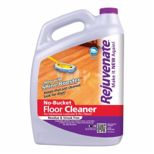kroger rejuvenate rjfc128 128 oz floor cleaner for multisurface pack of 2 2