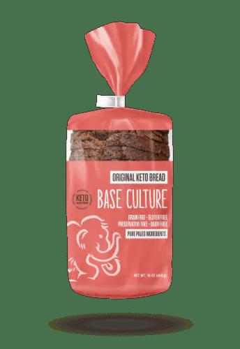 Kroger - Base Culture Keto Bread 16 oz