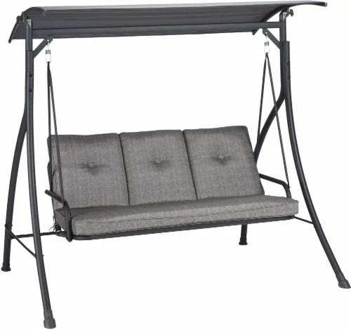 hd designs outdoors san jose three seat