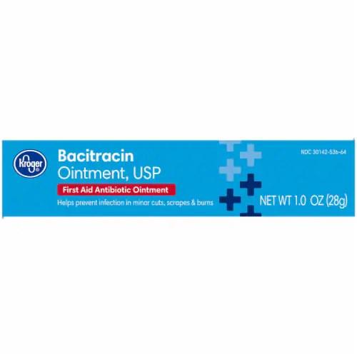 Kroger - Kroger® Bacitracin First Aid Antibiotic Ointment ...