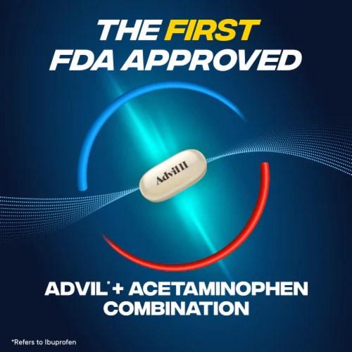 Pick 'n Save - Advil Dual Action Acetaminophen & Ibuprofen ...