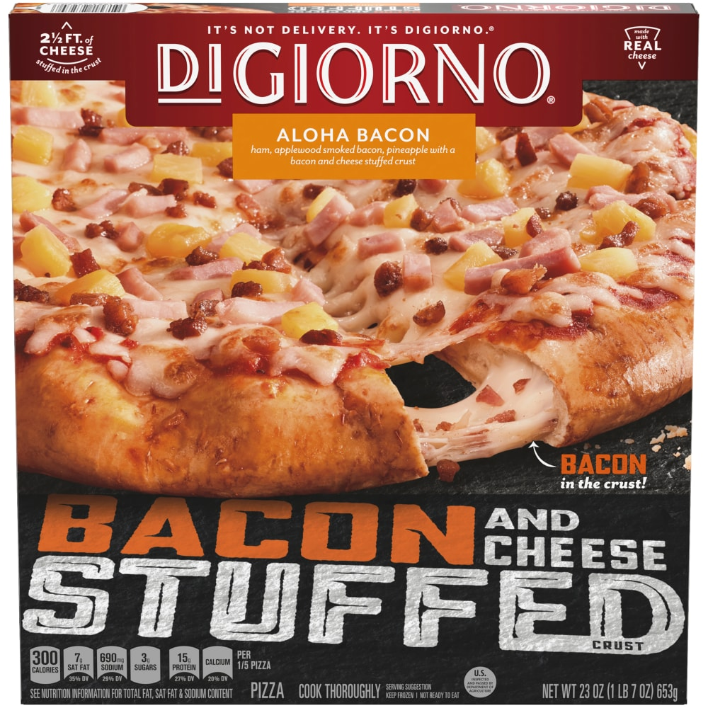 kroger digiorno bacon cheese