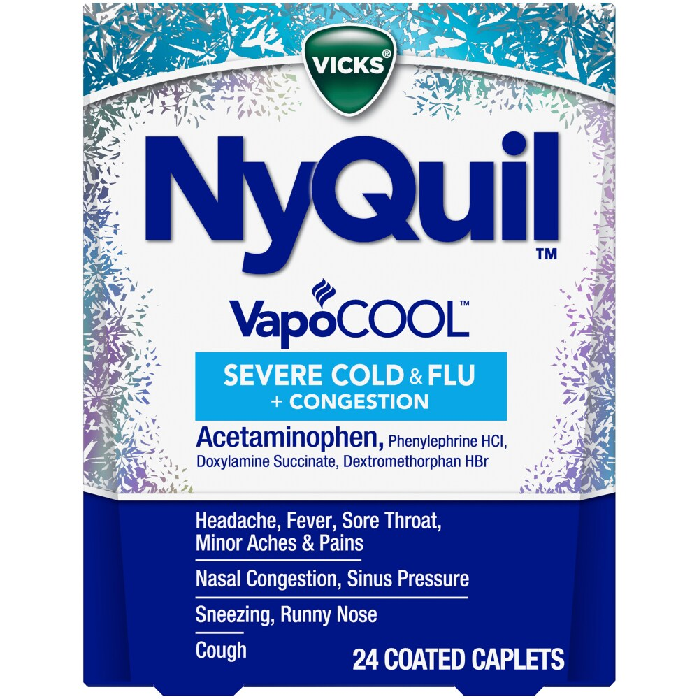 ralphs vicks nyquil severe