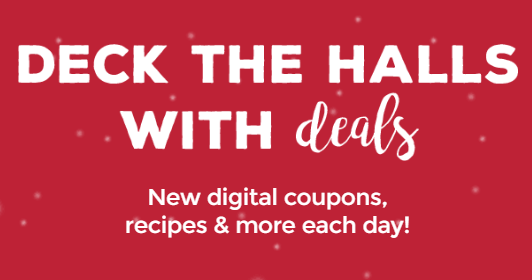 25 Merry Days at Kroger - Exclusive Coupons & More! - Kroger Couponing