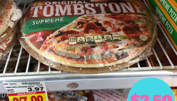 2 New Tombstone Pizza Printable Coupons Kroger Couponing
