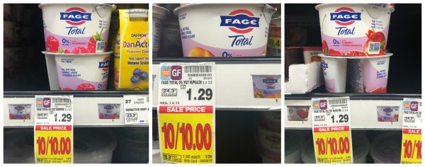Fage Total Split Cup Yogurt 0.50 Kroger
