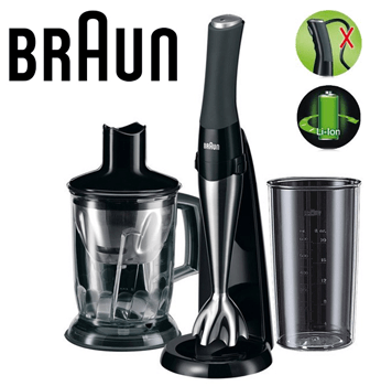 Braun Multiquick 7 MR 740cc kabelloser Stabmixer fr 7590 inkl Versand  Sparen im Juni 2019