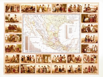 Antique Country and Regions Maps