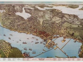 Antique U.S. City Maps