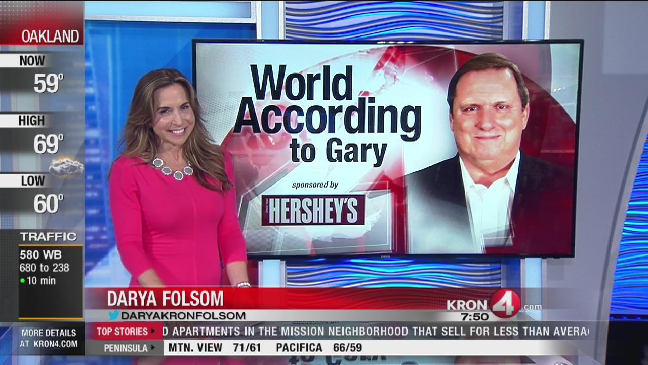 The World According to Gary: decoding emojis