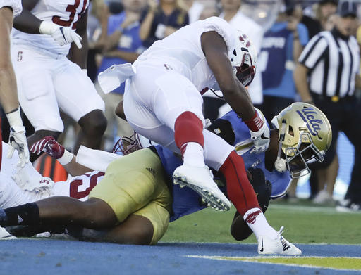 Stanford UCLA Football_425827