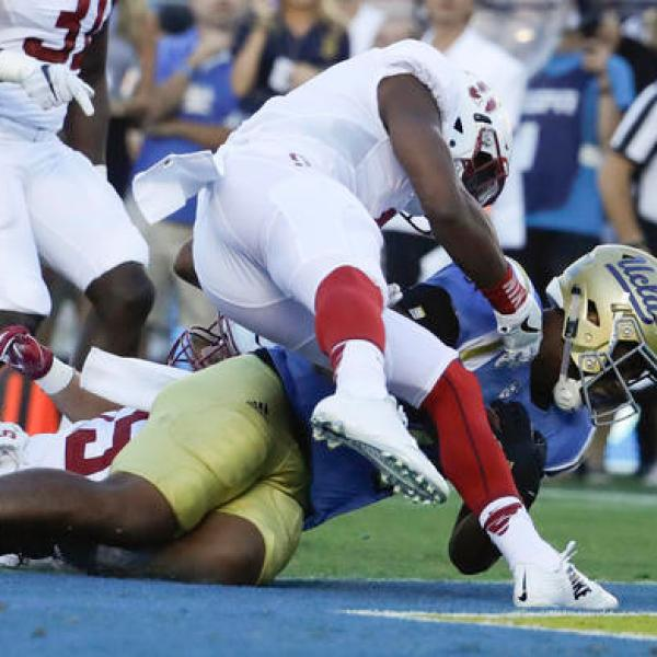 Stanford UCLA Football_425827