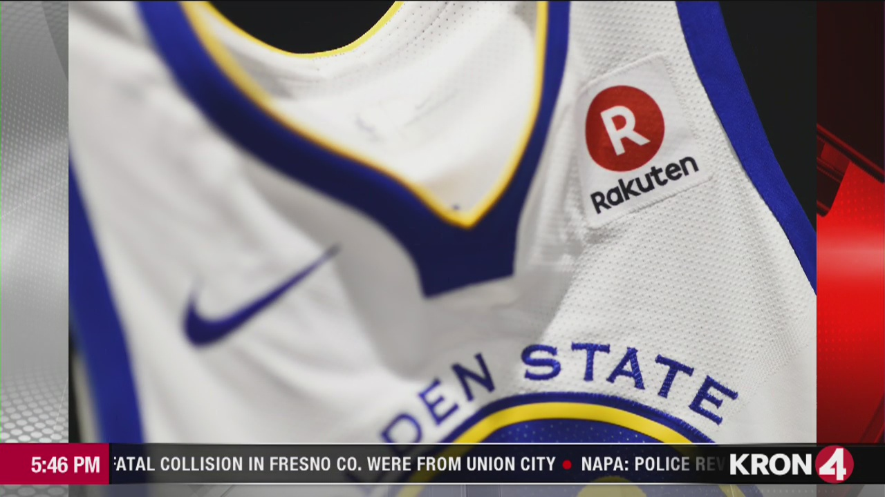 watch 9aa69 efc9b Golden State Warriors to have patch from advertiser on their ...