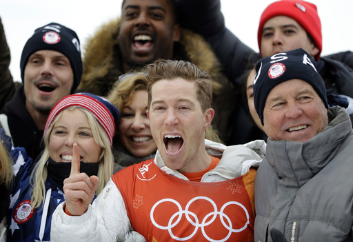 Pyeongchang Olympics Snowboard Men_722228