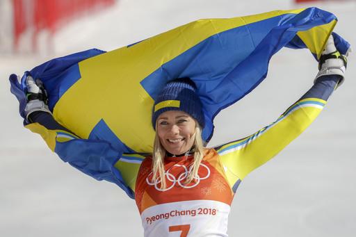 Pyeongchang Olympics Alpine Skiing_723801