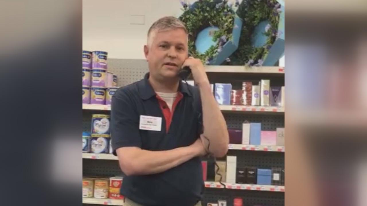 coupon carl cvs pharmacy fired