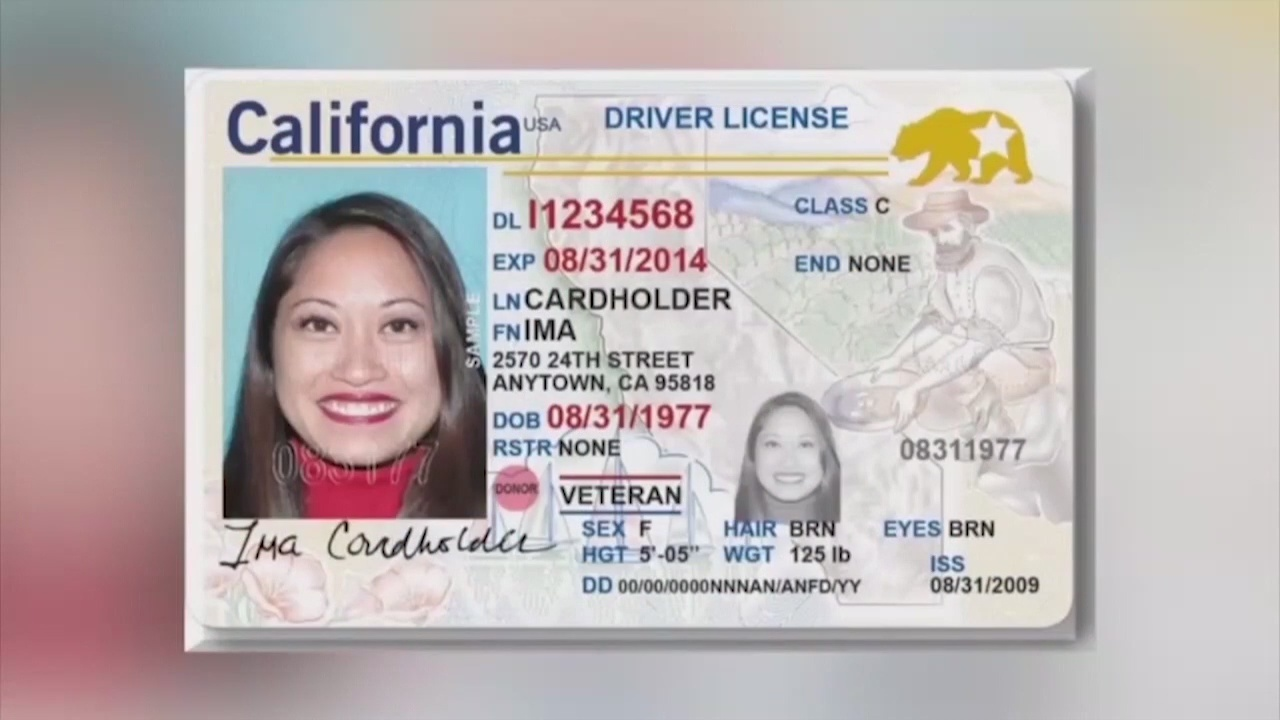 3 million Californians with Real ID need more proof of address