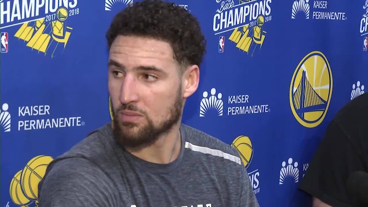 'I'd rather win championships': Klay Thompson doesn't make All-NBA Team