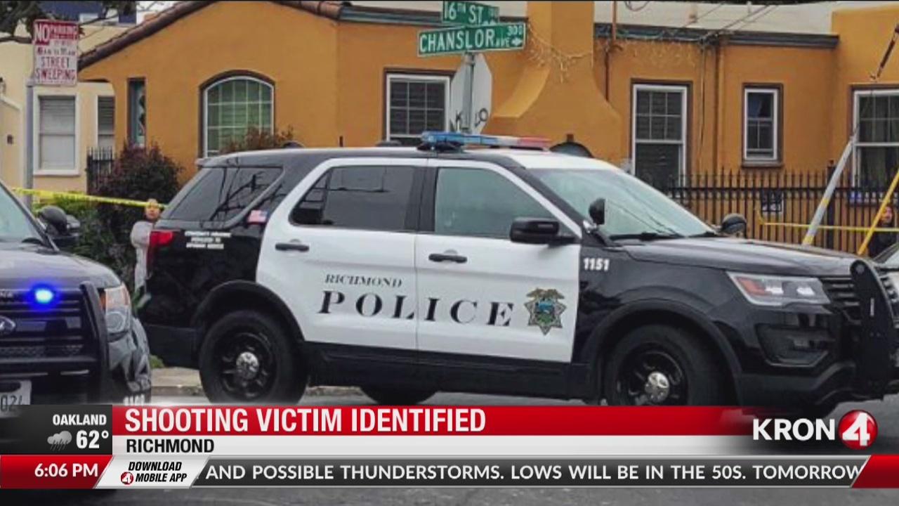 Richmond shooting victim identified