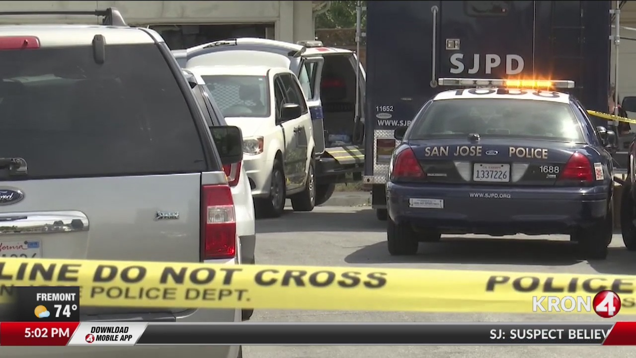3 women, man killed in San Jose murder-suicide