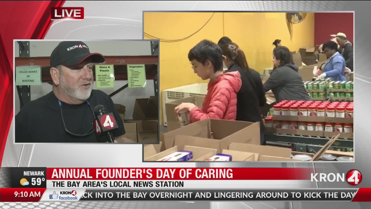 Annual Founder's Day of Caring