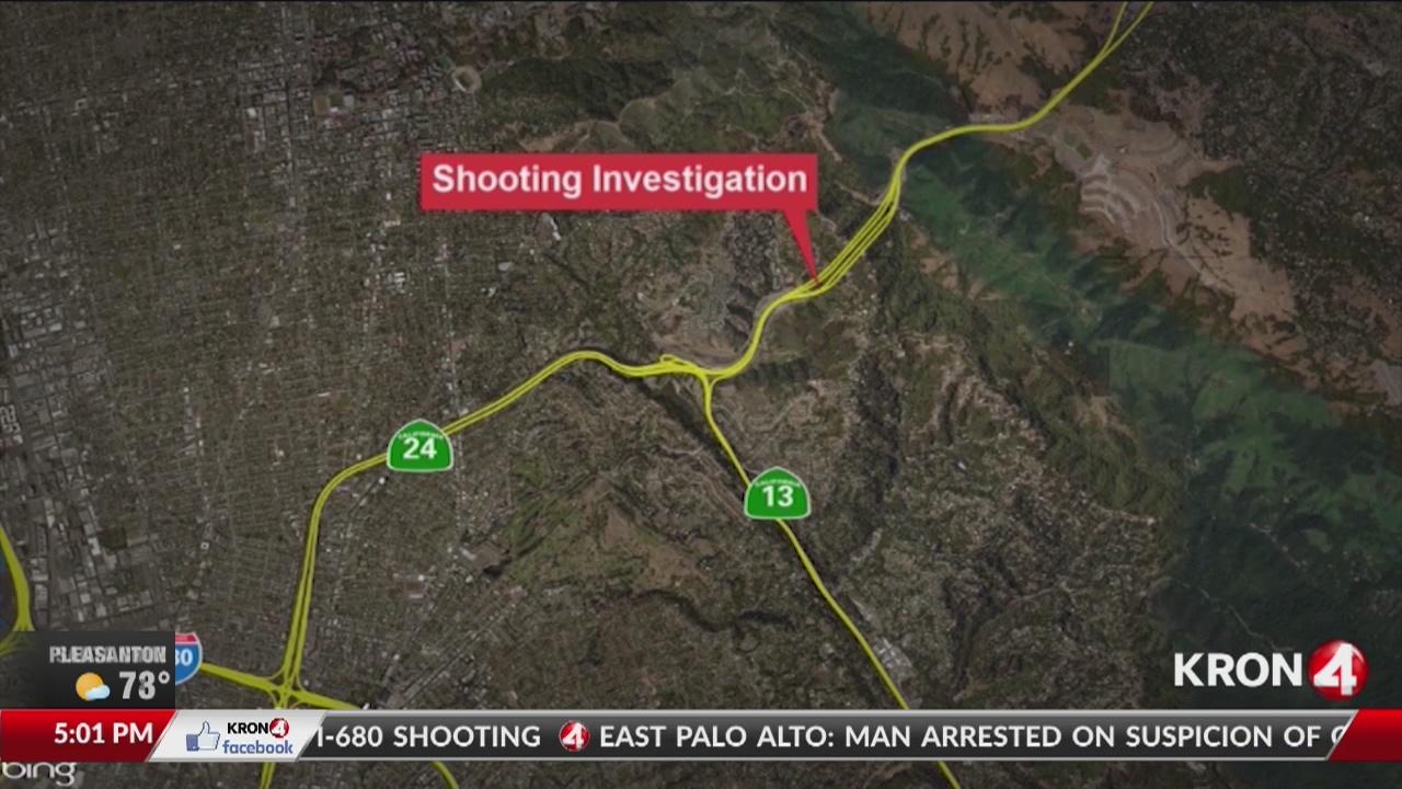 Bay Area sees string of highway shootings in 3 days
