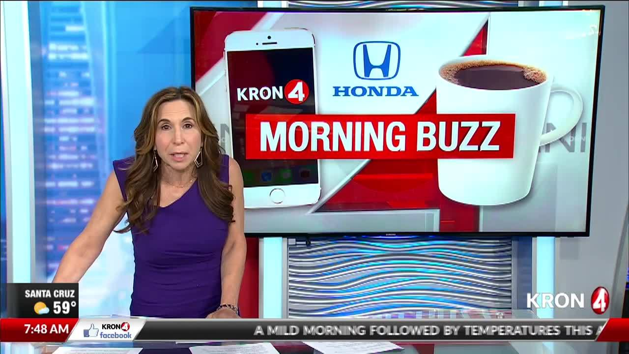 KRON4 Morning Buzz: Warriors stay classy