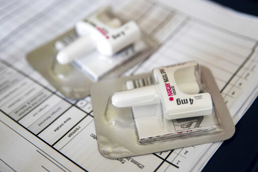 San Jose park rangers now carry Narcan to reduce opioid overdose deaths