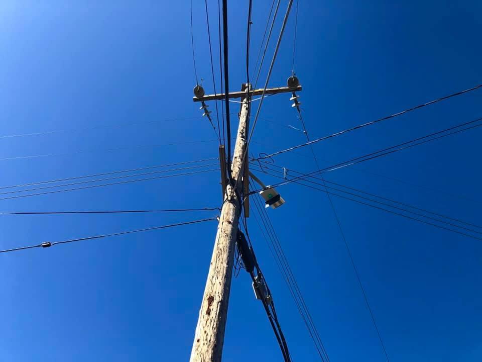De-activated powerlines
