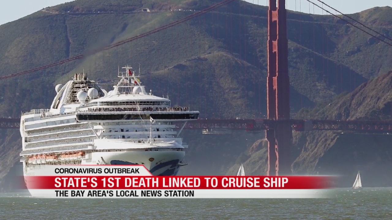 Coronavirus testing to begin today aboard cruise ship held off ...