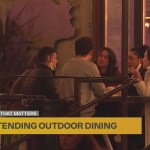 California lawmakers want outdoor dining to continue beyond pandemic 💥👩👩💥