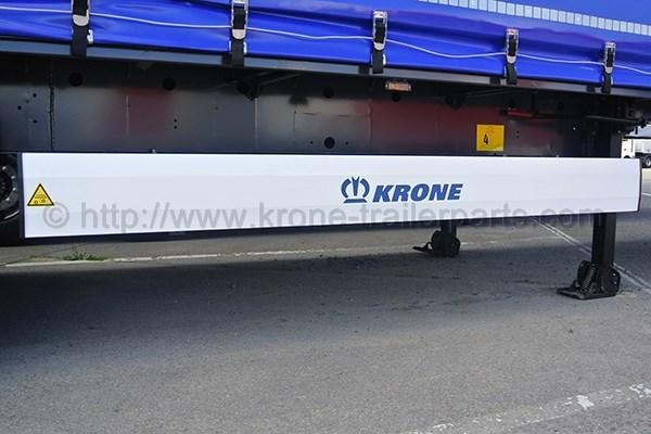страничен предпазител на ремарке Krone