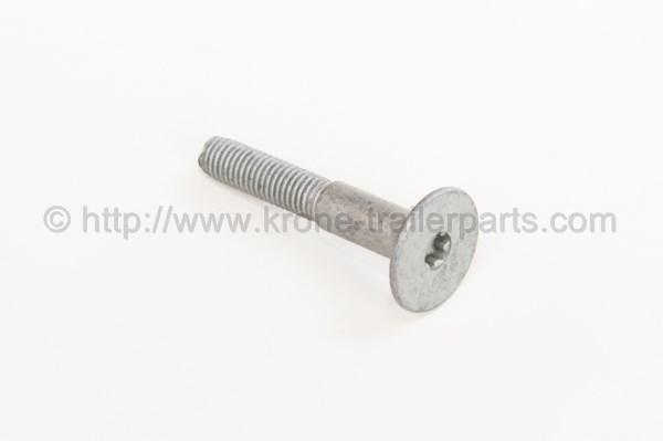 Countersink Screw Torx M8x55 Krone Trailerpartscom