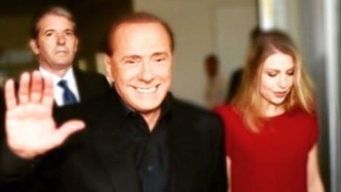 Barbara Berlusconi e papà Silvio