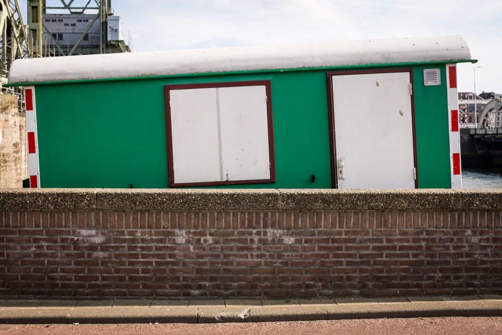 Noordereiland kant noch wal week_